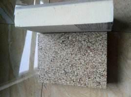 如何减少出厂后对外墙保温一体板的损伤