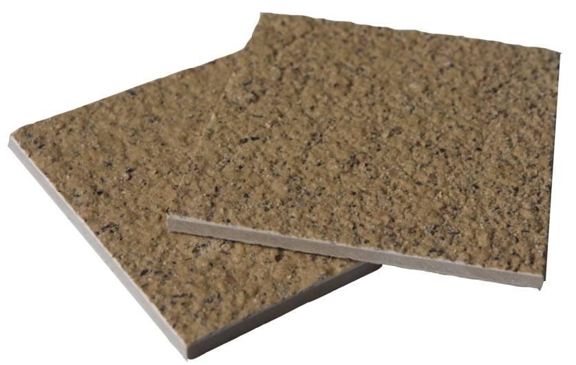 常见的几种保温装饰一体化板饰面材料有哪些?