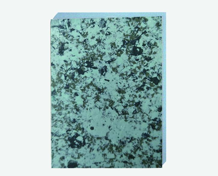翠绿白仿大理石挤塑板复合板保温装饰一体板