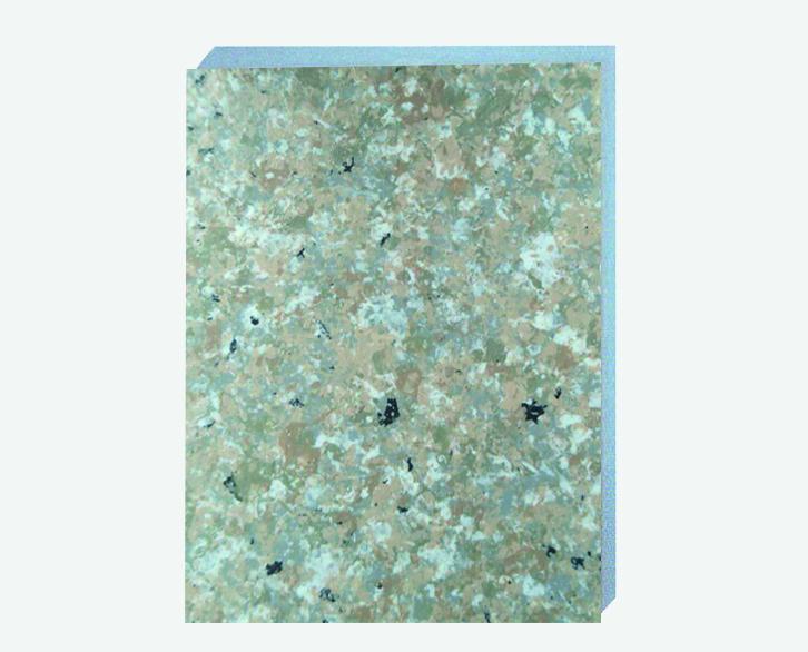 丁香紫仿大理石挤塑板复合板保温装饰一体板