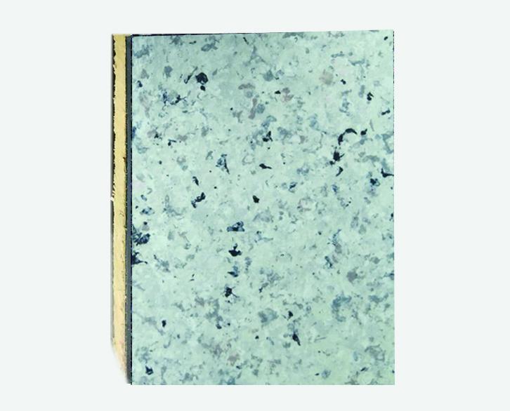 白石麻仿大理石岩棉复合板