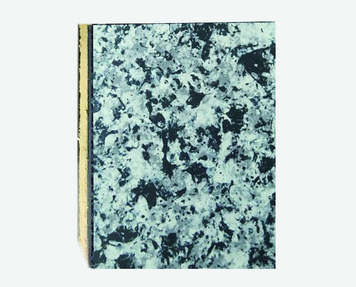大花白仿大理石岩棉复合板